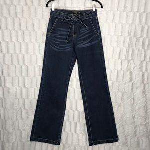 L&B High Rise Palazzo Wide Leg Jeans